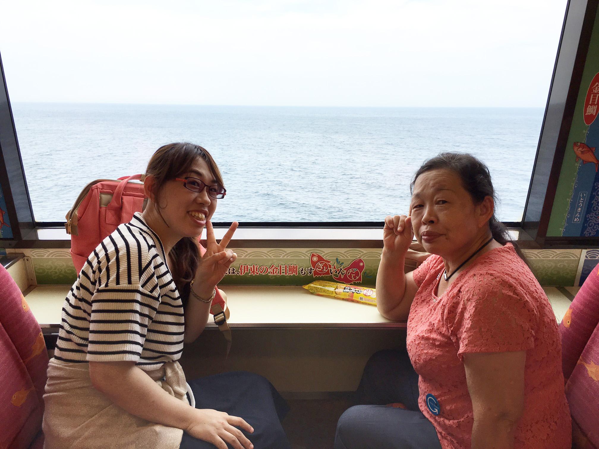 陸!海!空! 3つの乗り物で伊豆半島を満喫ツアーを催行!