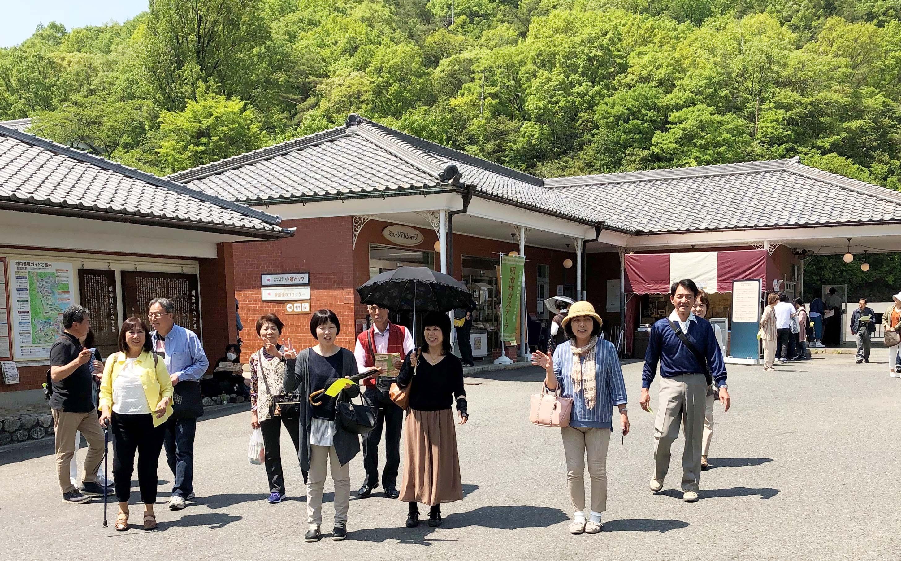 愛知 博物館・明治村と犬山城下町ツアー催行!