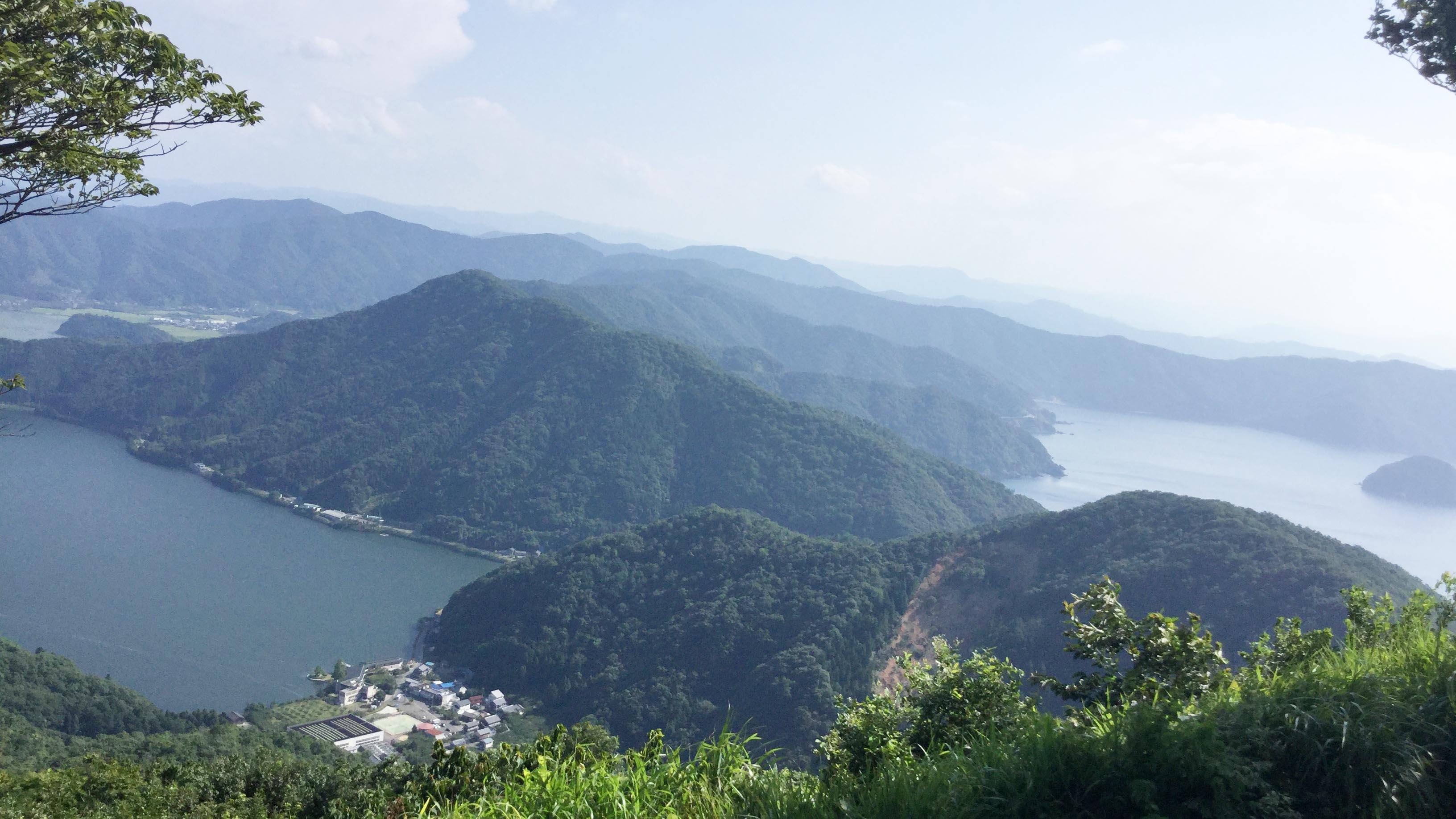福井 三方五湖とびわ湖の見える丘ツアー催行!