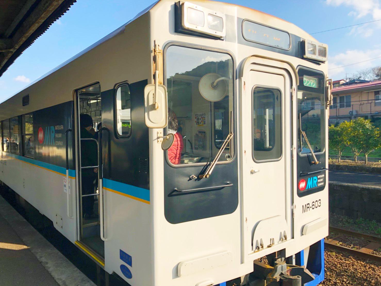 長崎 鉄旅!ローカル列車とランチバイキングツアー催行!